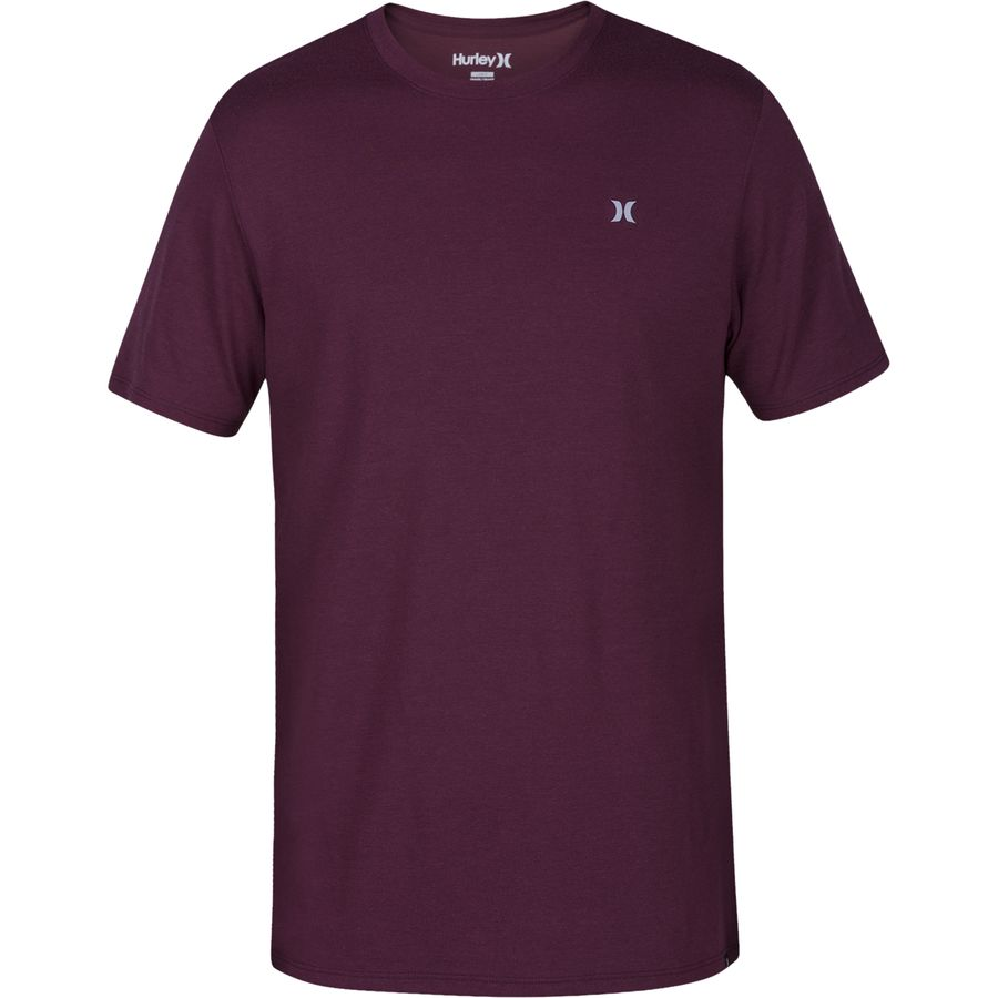 Hurley Icon Dri-Blend Premium T-Shirt - Short-Sleeve - Mens
