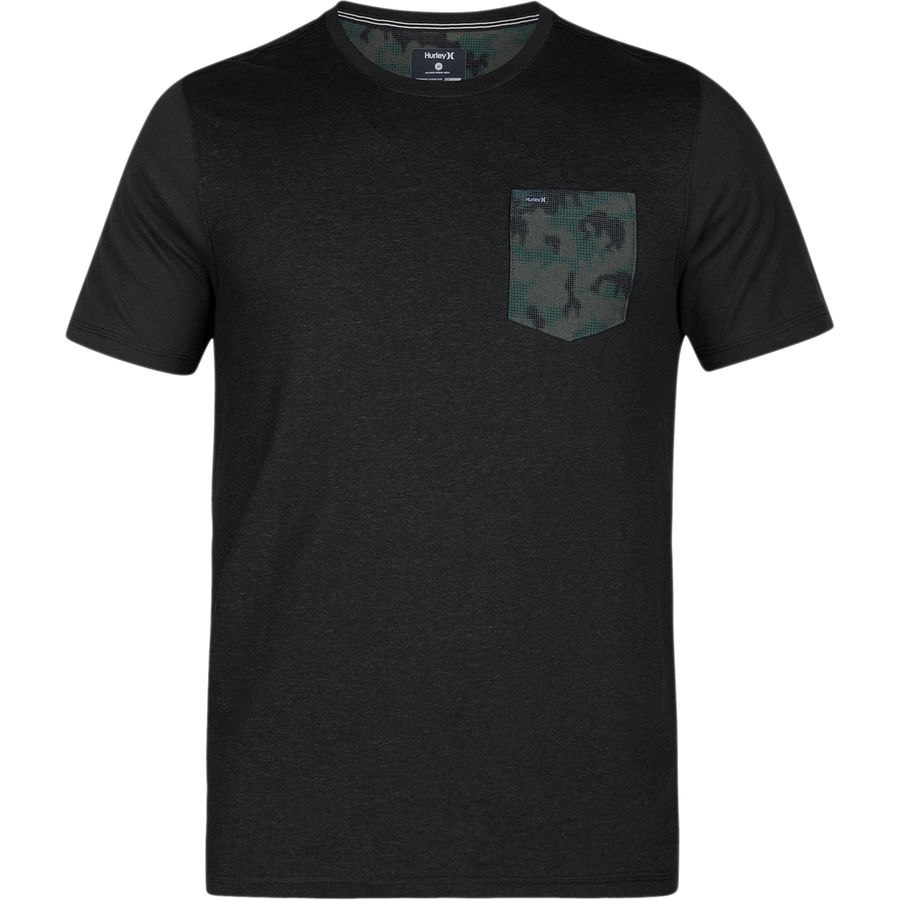 Hurley Dri-Fit Lagos Pocket Crew - Mens