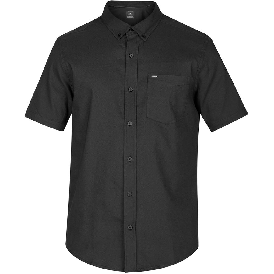 Hurley Dri-Fit One & Only Short-Sleeve Shirt - Mens
