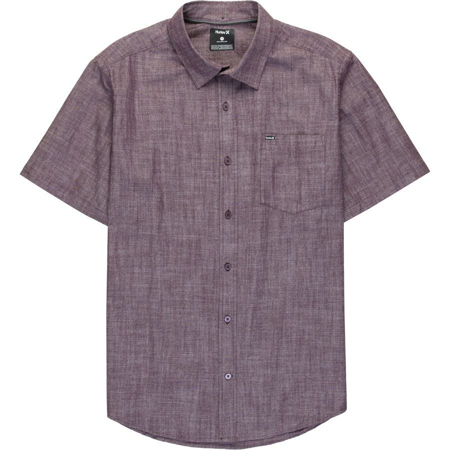 Hurley One & Only Short-Sleeve Shirt - Mens