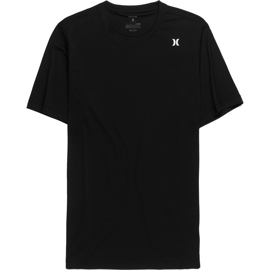 Hurley Quick Dry Icon Surf T-Shirt - Mens