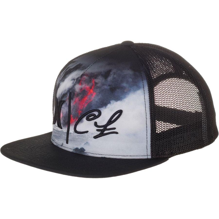 Hurley Clark Little Lava Trucker Hat