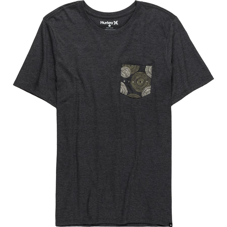 Hurley Kolide Pocket T-Shirt - Mens