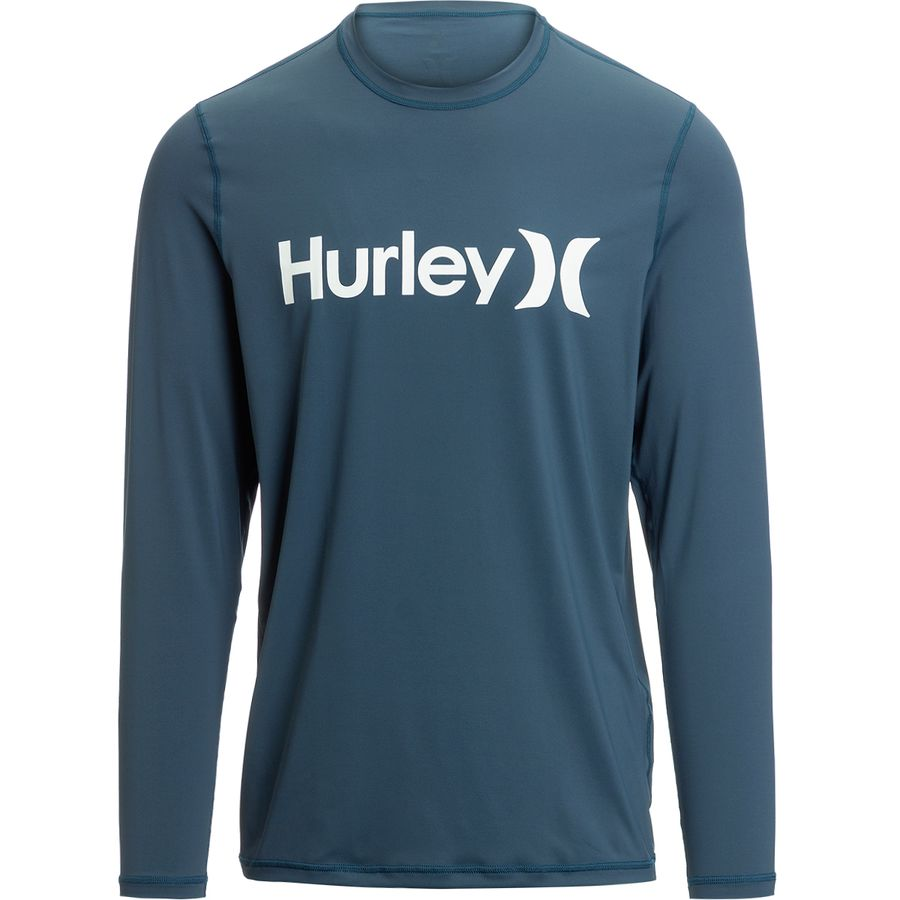 e370dbe1cb2a Hurley - One   Only Long-Sleeve Surf Shirt - Men s - Squadron Blue
