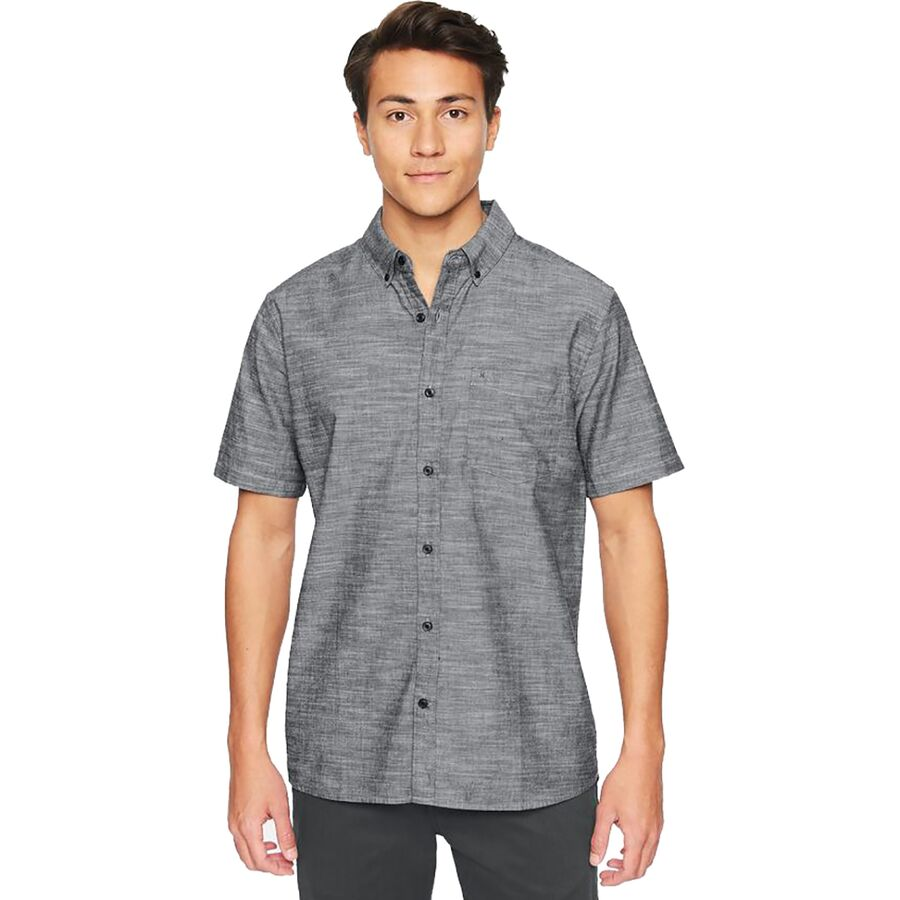 Hurley One & Only 2.0 Short-Sleeve Shirt - Mens