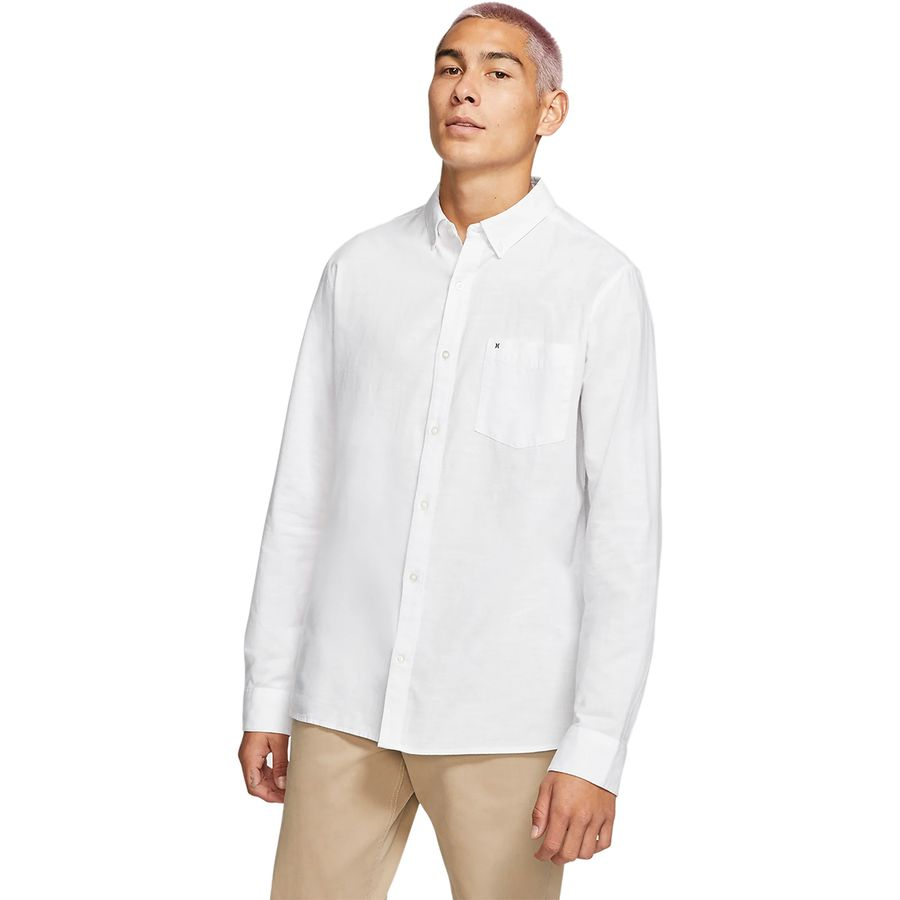 5202a69968 Hurley One & Only 2.0 Long-Sleeve Shirt - Men's