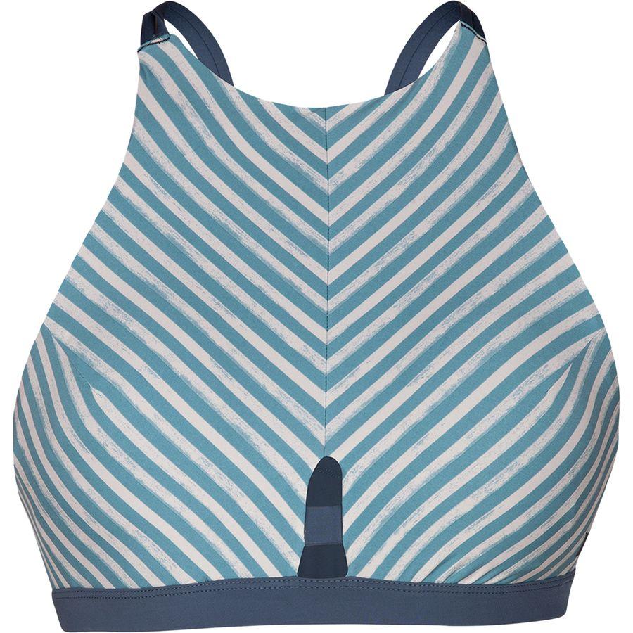 f907154aa0d Hurley Quick Dry Hazard High Neck Surf Top - Women's   Steep & Cheap