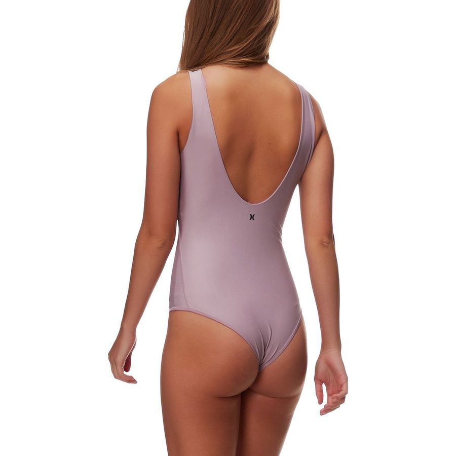 7dff053eb7 Hurley Quick Dry Pineapple One-Piece Swimsuit - Women's | Steep & Cheap
