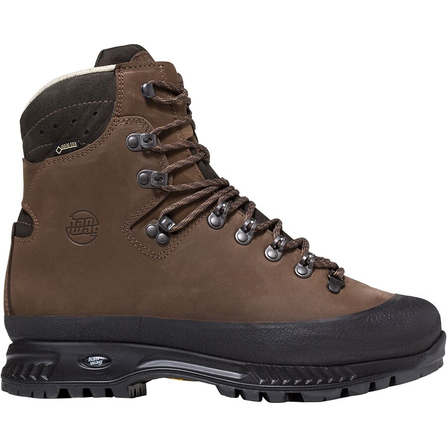Hanwag Mens High Rise Hiking Boots