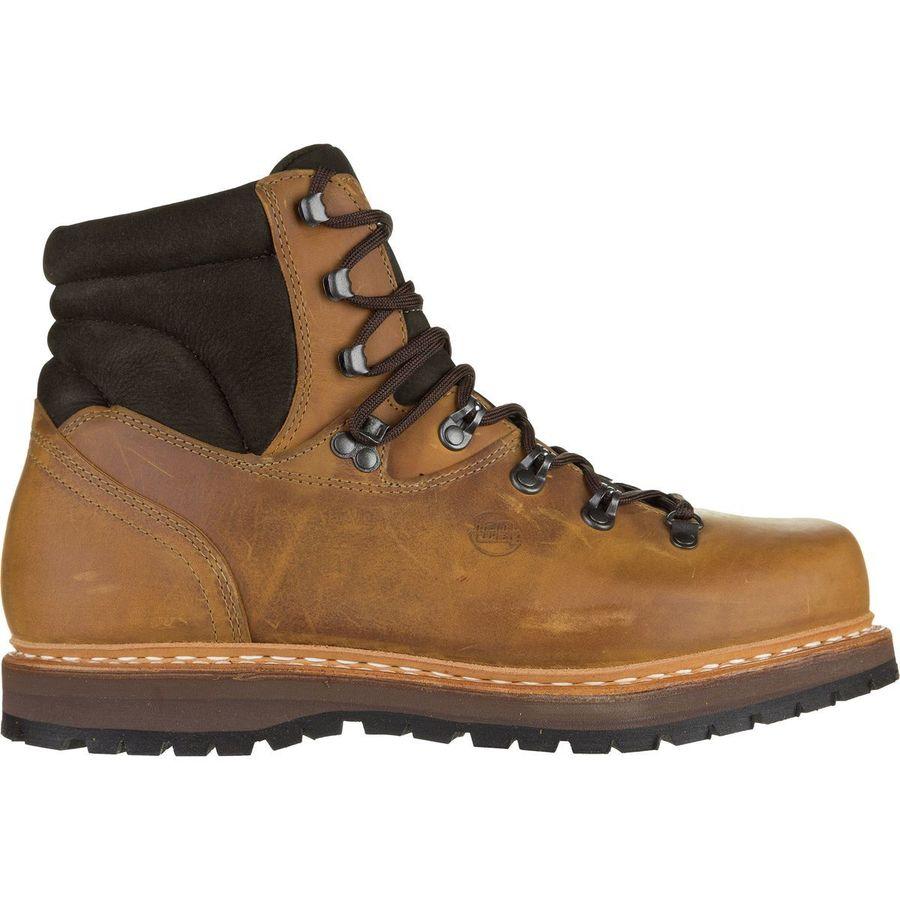 Hanwag - Bergler Backpacking Boot - Men's - Nuss/Hazelnut