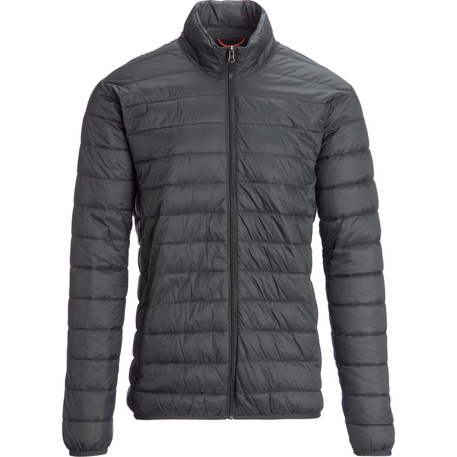 Hawke And Co Solid Polyfill Packable Jacket Men S