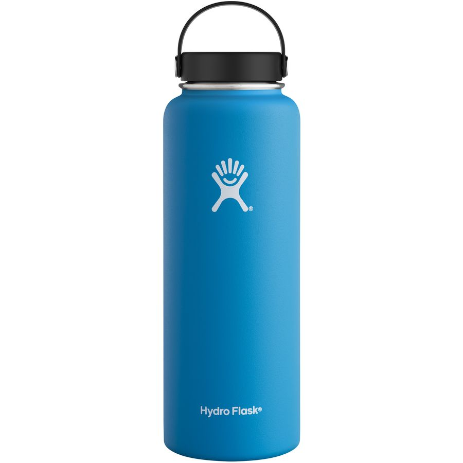 ed6af9e444 Hydro Flask 40oz Wide Mouth Water Bottle   Backcountry.com