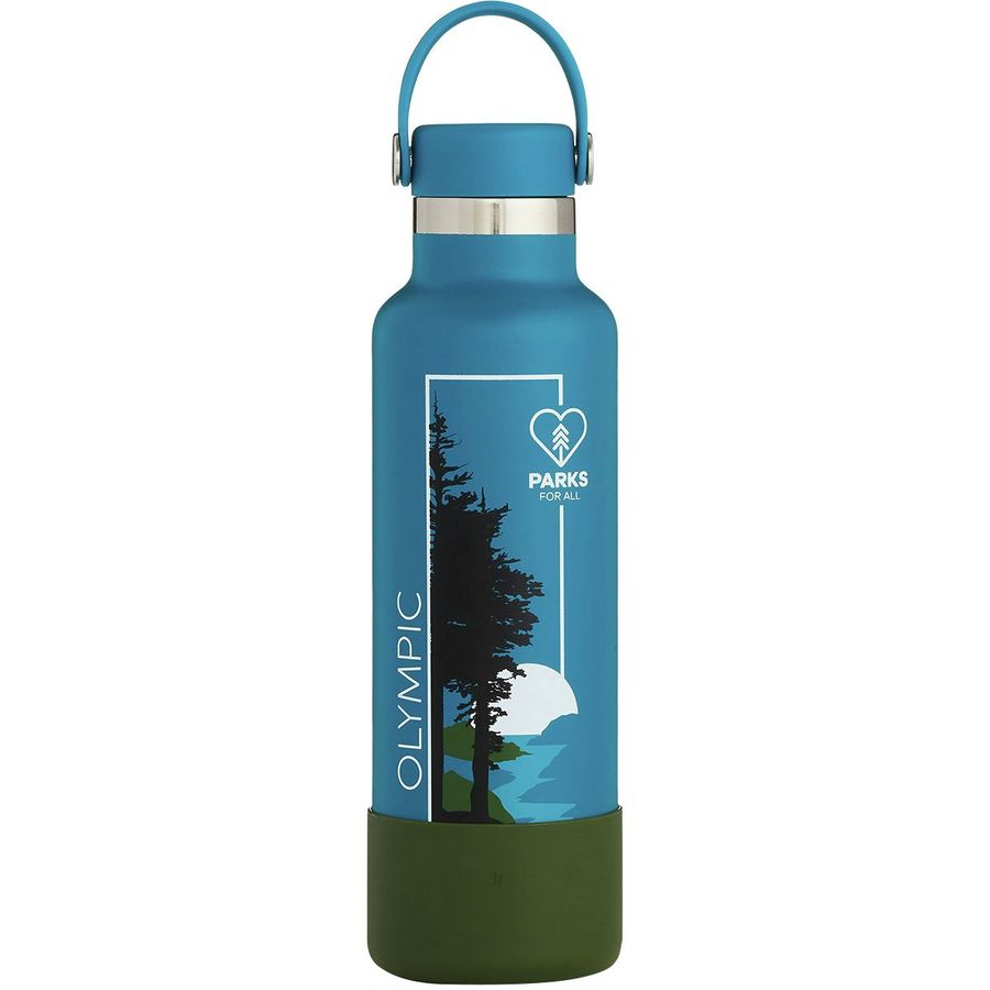 Hydro Flask 21oz Standard Mouth National Park Foundation