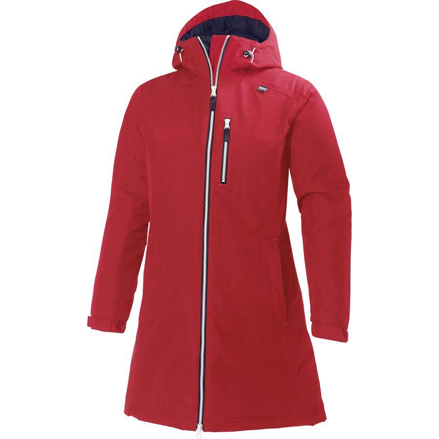 Helly hansen womens rain jacket