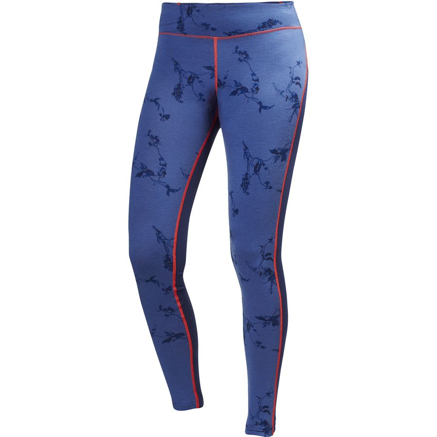 Helly Hansen Wool Graphic Pants - Womens