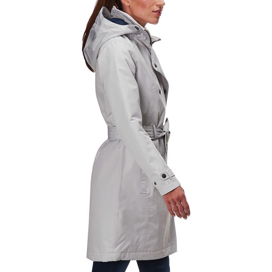 d725b57d799 Helly Hansen Welsey Insulated Trench Coat - Women s