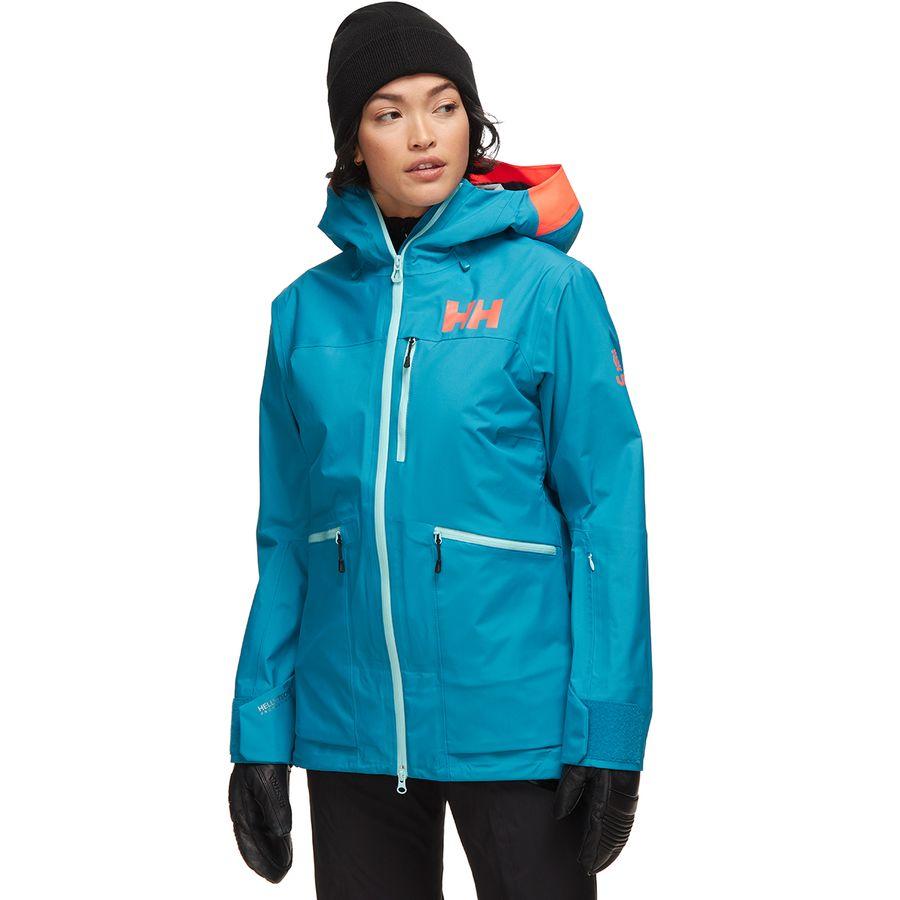 paras verkkosivusto kuuma tuote myydään maailmanlaajuisesti Helly Hansen Kvitegga Shell Jacket - Women's