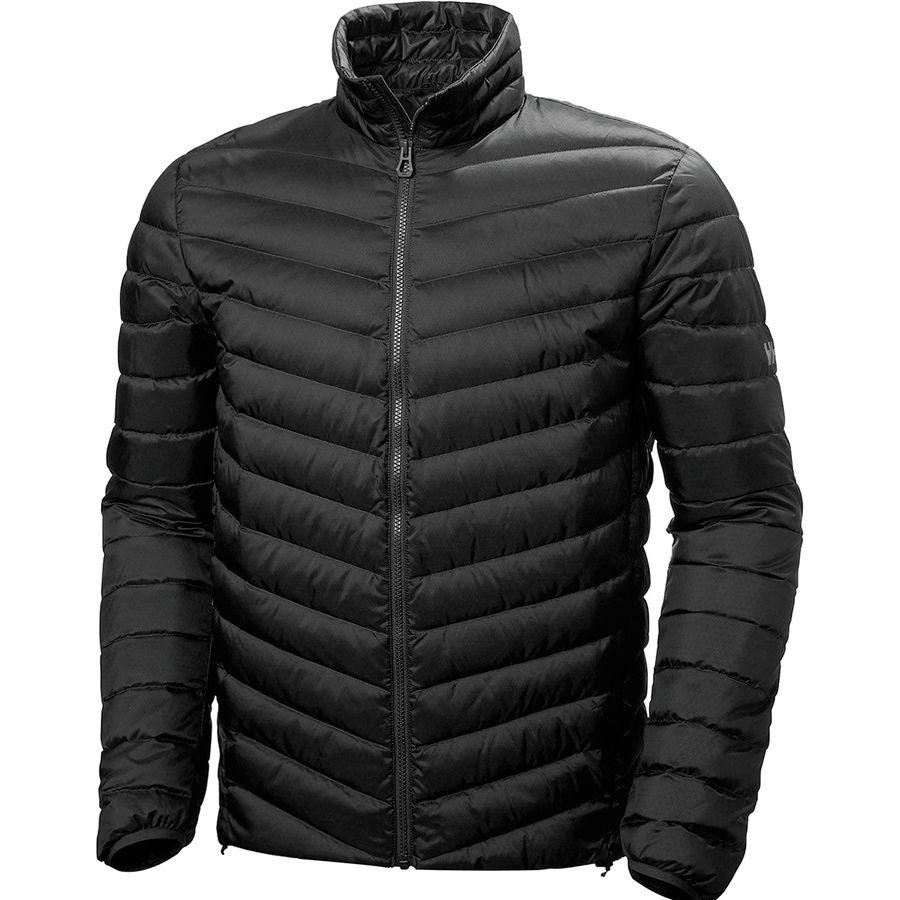 426fe138c462 Helly Hansen - Verglas Down Insulator Jacket - Men s - Black