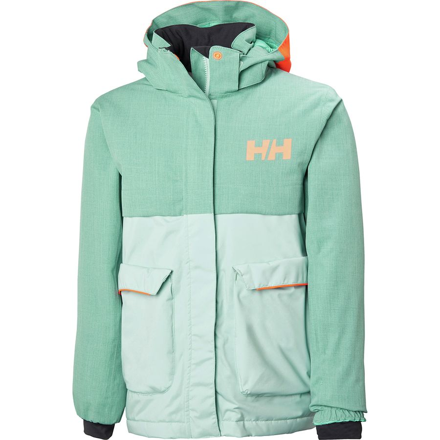 price remains stable enjoy cheap price new style & luxury Helly Hansen Jr Sweet Frost Jacket - Girls'