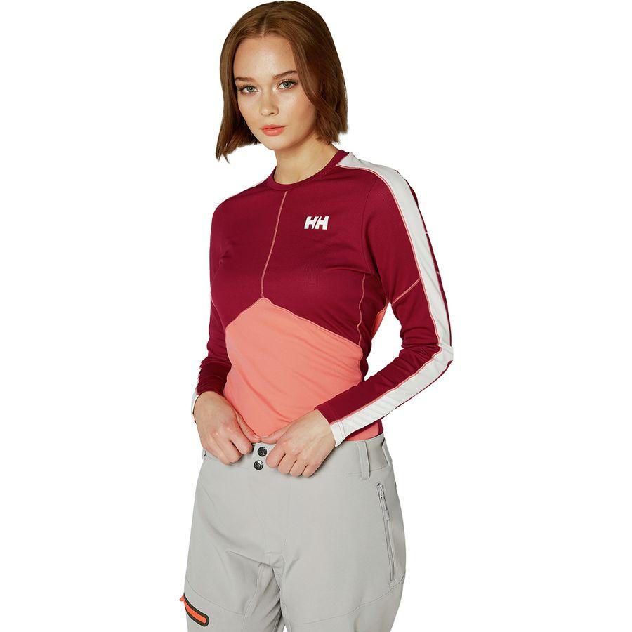 a886aa90b7a72a Helly Hansen Lifa Active Light Long-Sleeve Top - Women's | Steep & Cheap
