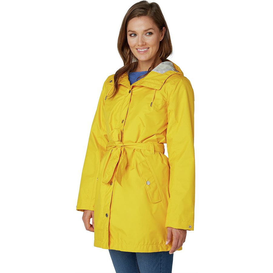 e0f83247 Helly Hansen - Lyness II Coat - Women's - Essential Yellow