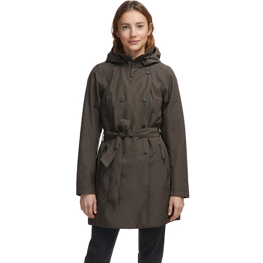 competitive price popular stores modern and elegant in fashion Helly Hansen Welsey II Insulated Trench Coat - Women's