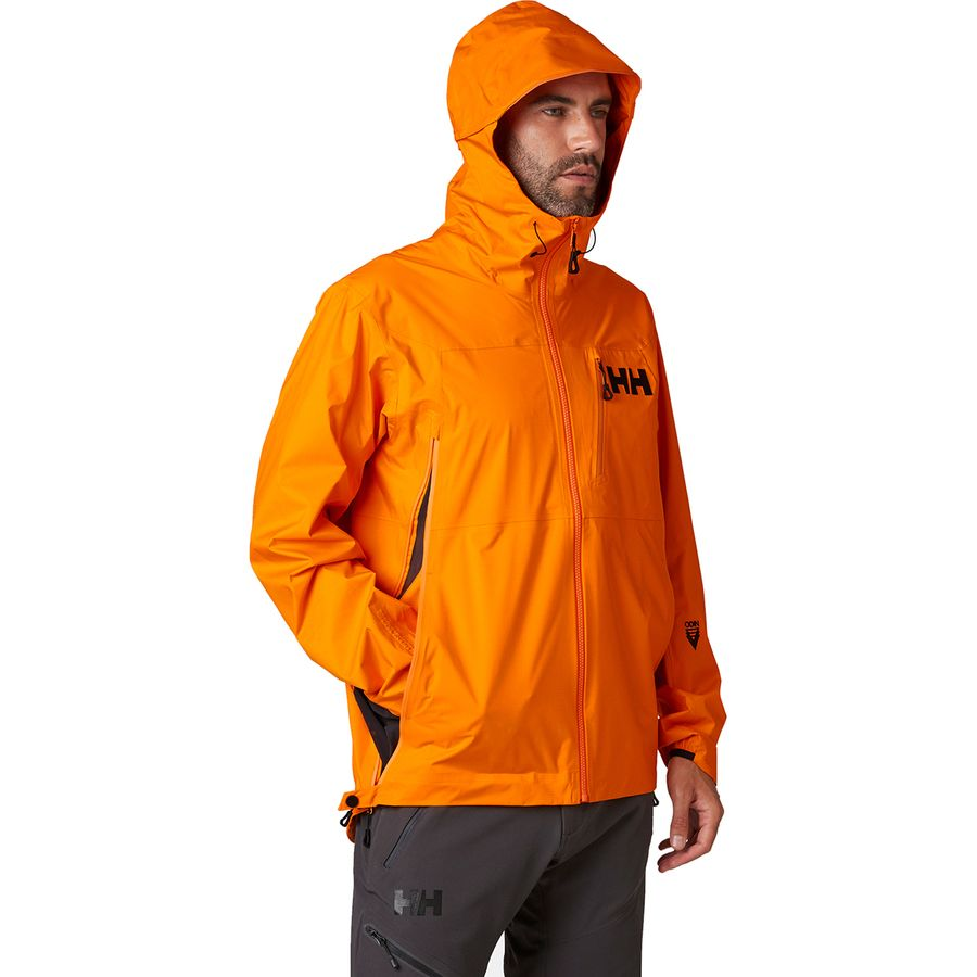 Helly Hansen Mens Odin 3D Air Shell Jacket