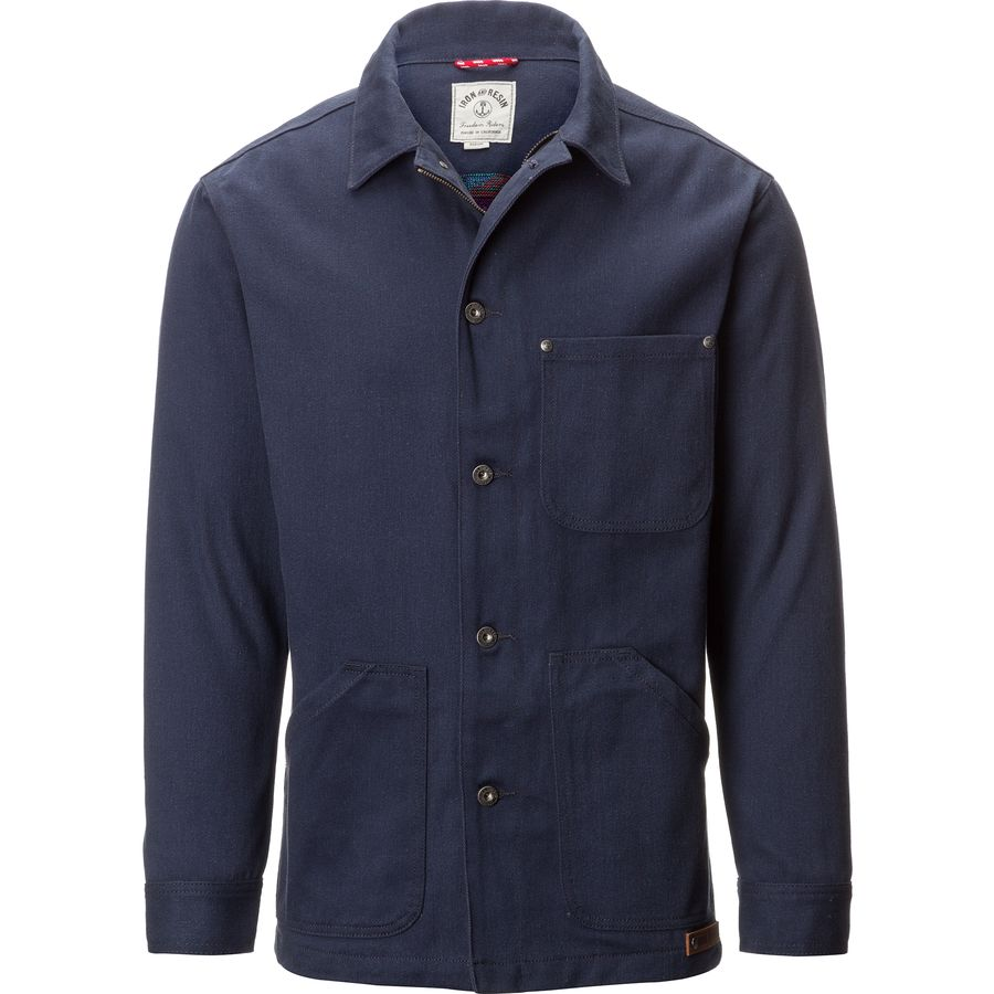 Iron and Resin Industry Chore Jacket - Mens