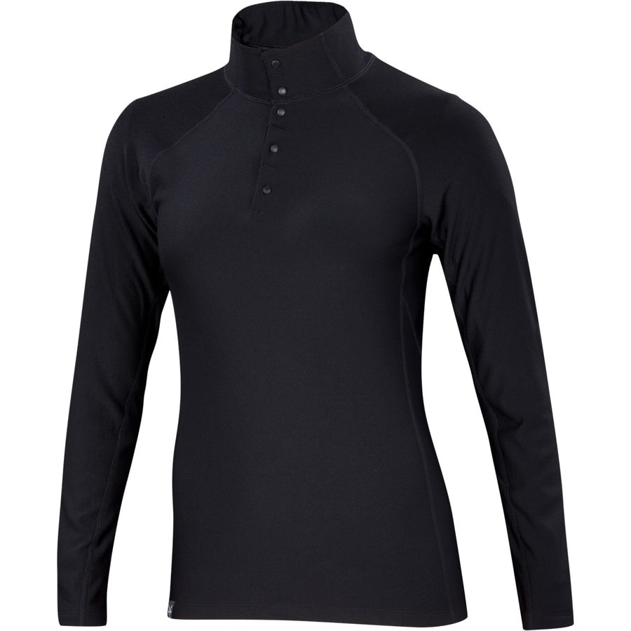 Ibex Woolies 3 Half Snap Baselayer - Womens