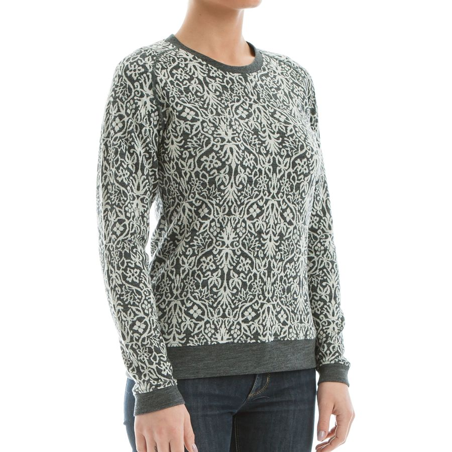 Ibex Juliet Crew Sweater - Womens