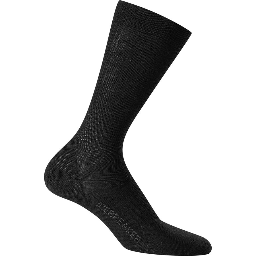Icebreaker Lifestyle Ultralight Crew Sock - Mens