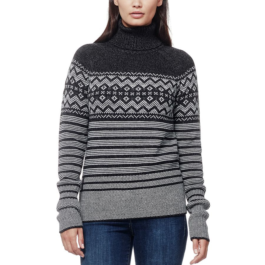 Icebreaker Aura Turtleneck Sweater - Women's | Backcountry.com
