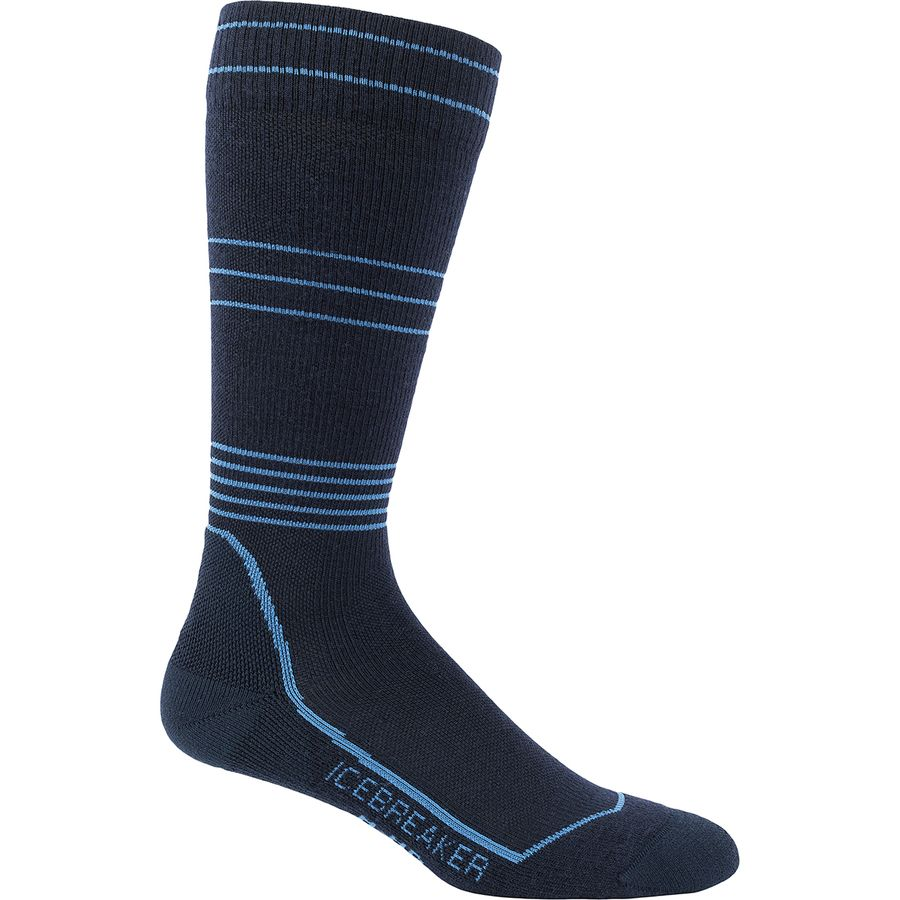 Icebreaker Ski+ Compression Light Sock - Mens