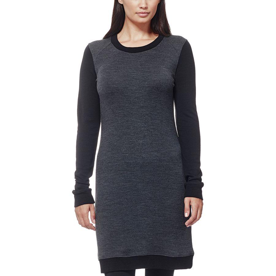 Icebreaker Meadow Sweater Dress - Womens