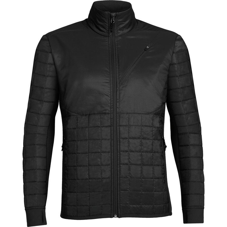 Icebreaker Helix Merinoloft Jacket Men S Backcountry Com