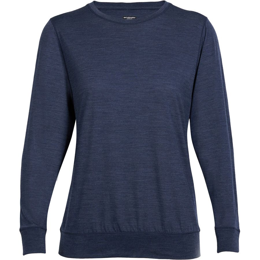 Icebreaker Mira Long-Sleeve Shirt - Womens
