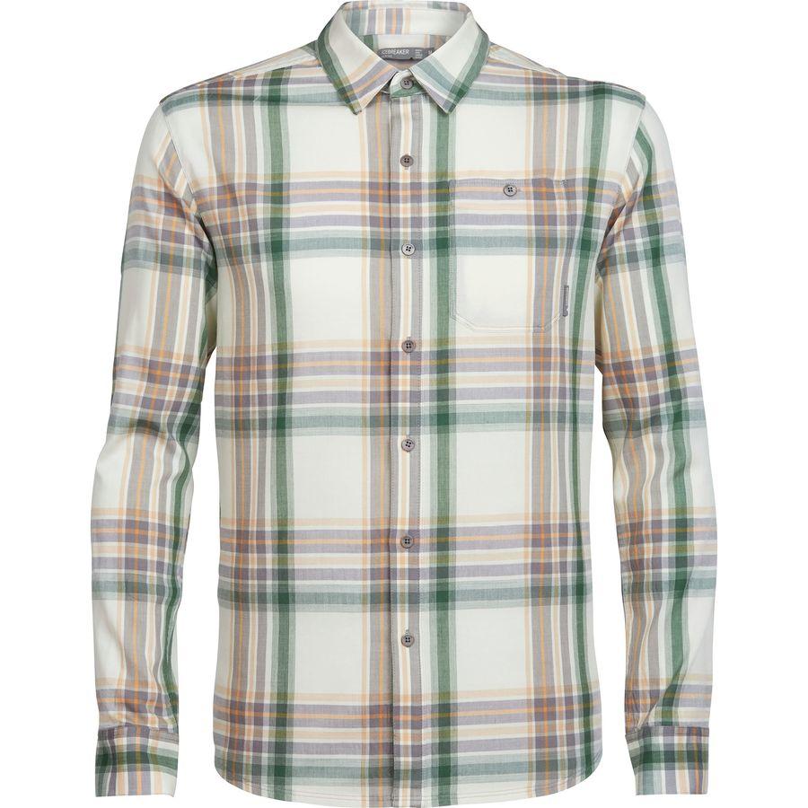 Icebreaker Compass Long-Sleeve Shirt - Mens