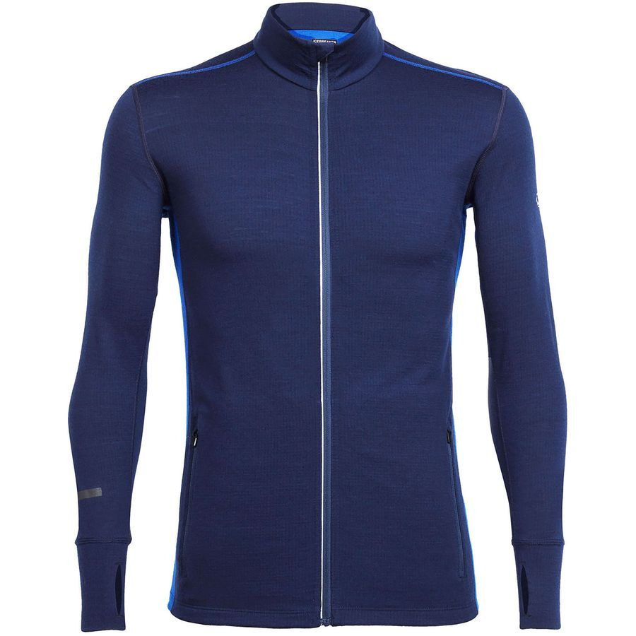 Icebreaker Incline Full-Zip Top - Mens