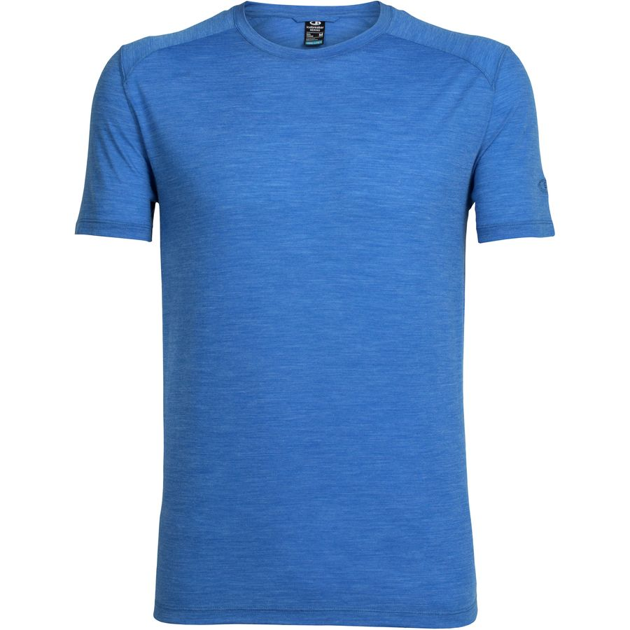 Icebreaker Sphere Short-Sleeve Crewe Shirt - Mens