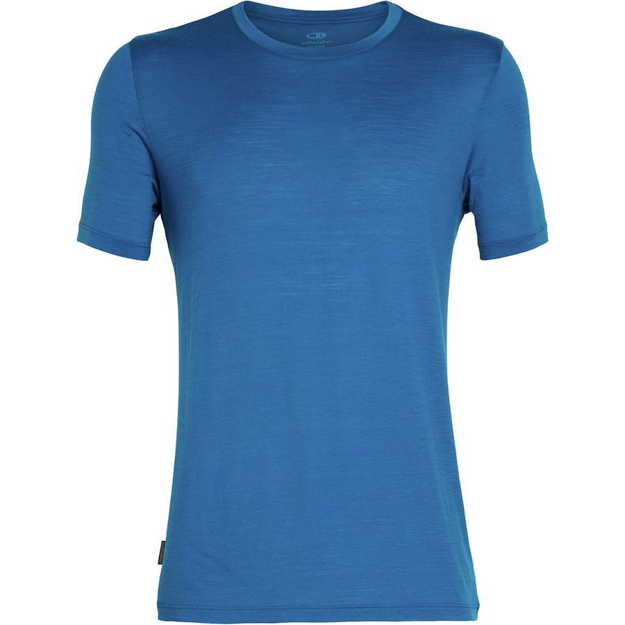 b239972dcf Icebreaker Tech Lite Short-Sleeve Crew Shirt - Men's | Backcountry.com