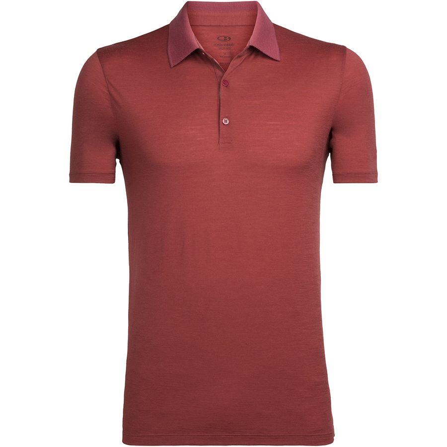 Icebreaker Tech Lite Polo Shirt - Mens