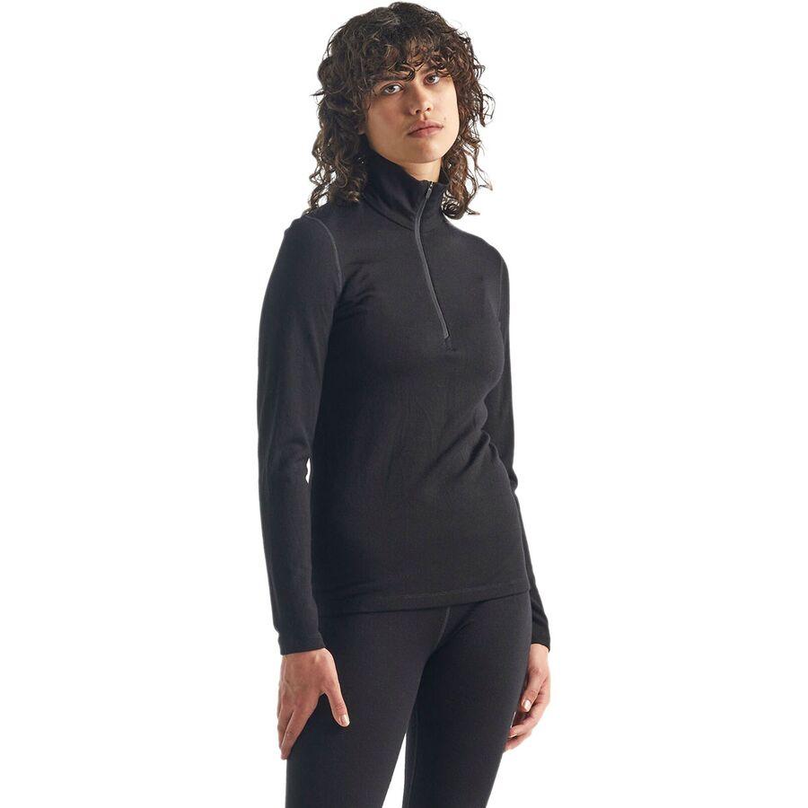 96b0873bd1 Icebreaker BodyFit 260 1/2-Zip Tech Top - Women's | Backcountry.com
