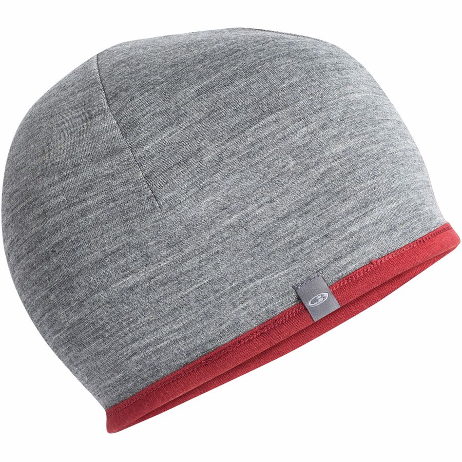 cd1856b7 Icebreaker Reversible Pocket 200 Beanie