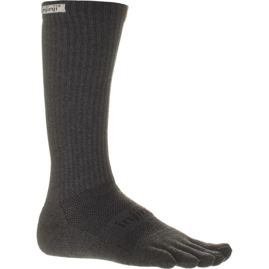 Injinji Trail Midweight Coolmax XtraLife Crew Sock