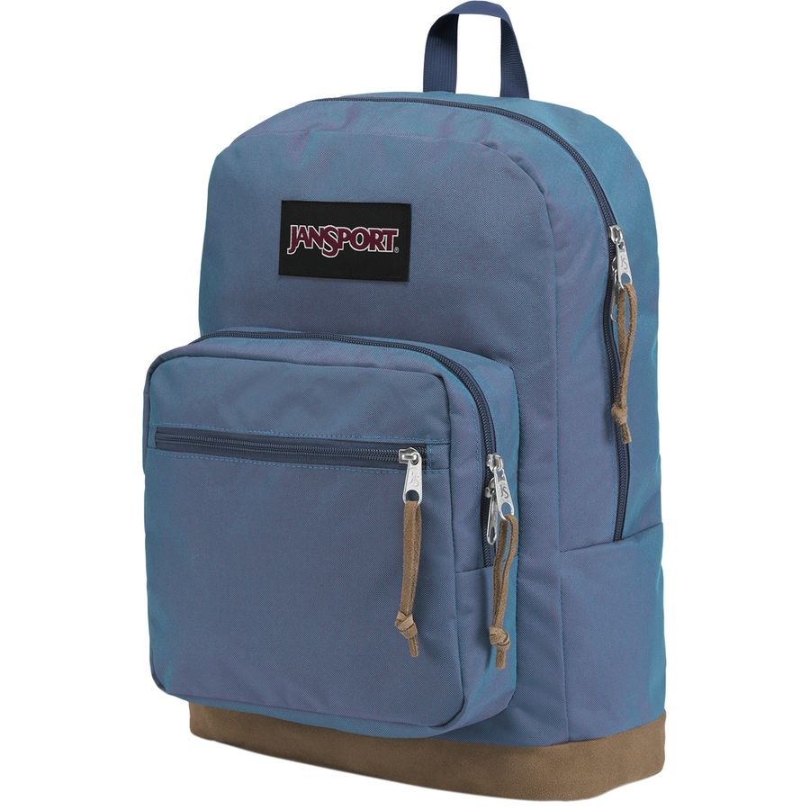 d34d49fdd9 JanSport - Right Pack Digital Edition 31L Backpack - Blue Jay Yarn Dye