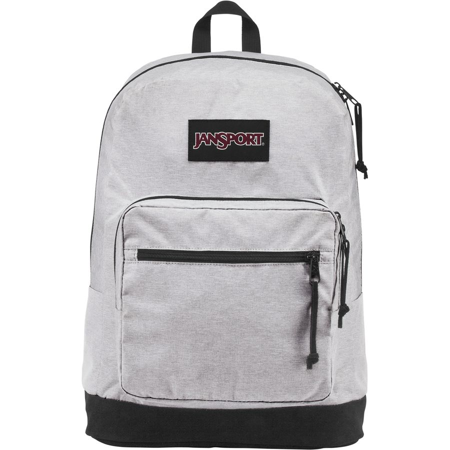 JanSport - Right Pack Digital Edition 31L Backpack - Grey Heathered Poly b085f520f541e