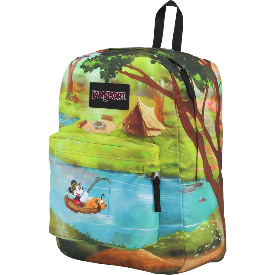 JanSport Disney High Stakes Forest Camp 25L Backpack
