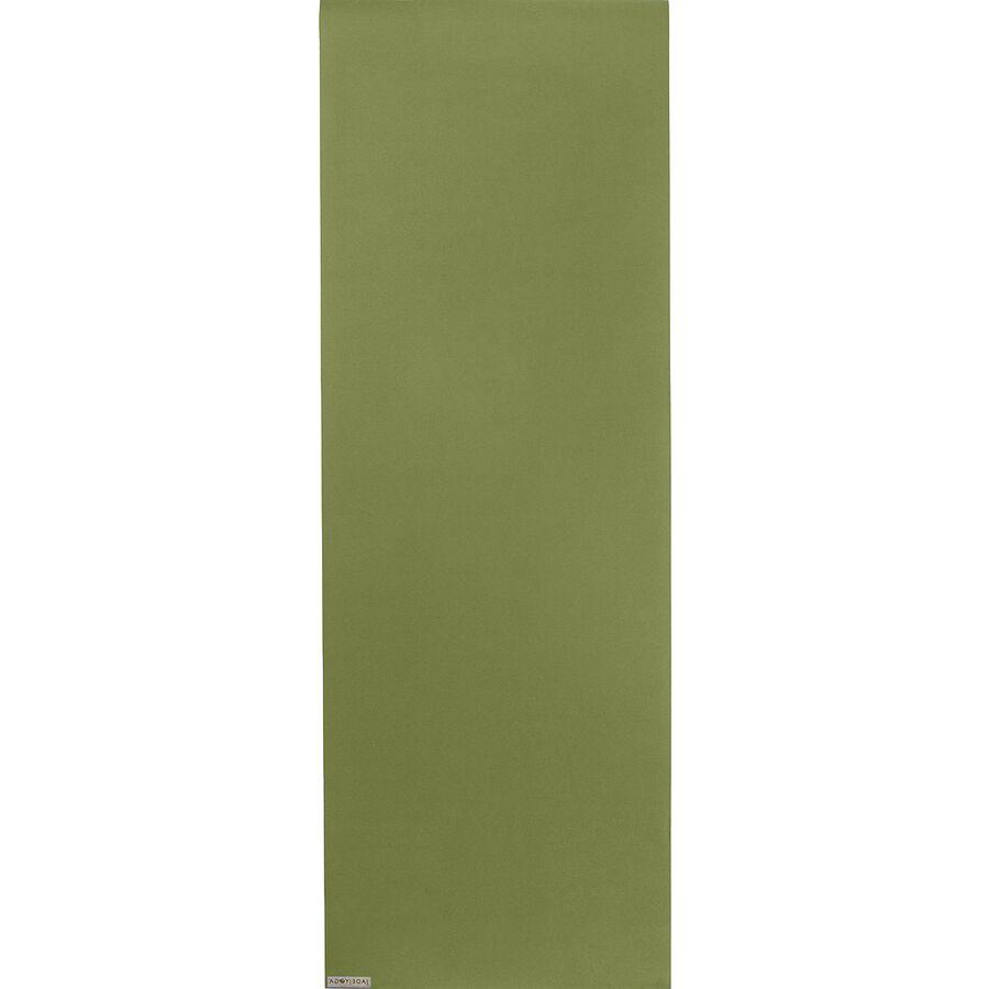 Jade Yoga - Harmony Yoga Mat - Olive Green c2552f1b25b4d
