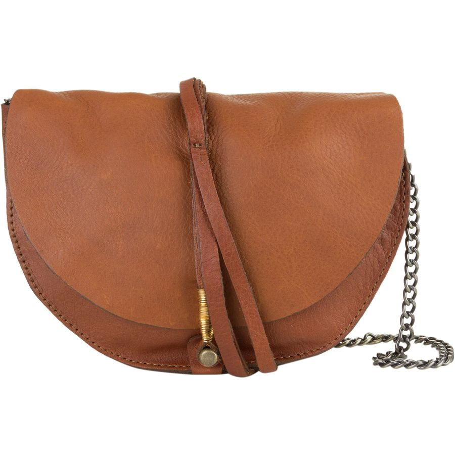 Jo Handbags Saddle Clutch
