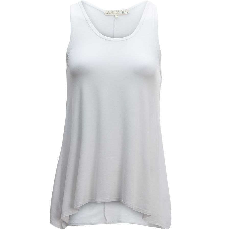 Joah Brown Perfect Shape Tank - Womens